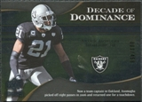2009 Upper Deck Icons Decade of Dominance Silver #DDNA Nnamdi Asomugha /450