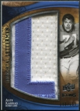 2009 Upper Deck Icons Immortal Lettermen #ILAK Alex Karras/105/(Letters spell out LIONS/ Total print run 525)