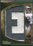 2009 Upper Deck Icons Immortal Lettermen #ILRC Randall Cunningham/99/100/(Letters spell out EAGLES/ Total prin