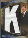 2009 Upper Deck Icons Movie Lettermen #MLSB Scott Bakula/24/25/(Letters spell out PAUL BLAKE/ Total print run