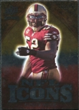 2009 Upper Deck Icons NFL Icons Silver #ICPW Patrick Willis /450