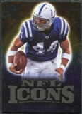2009 Upper Deck Icons NFL Icons Gold #ICDC Dallas Clark /199