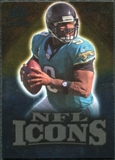 2009 Upper Deck Icons NFL Icons Gold #ICDG David Garrard /199