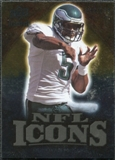 2009 Upper Deck Icons NFL Icons Gold #ICDM Donovan McNabb /199