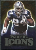 2009 Upper Deck Icons NFL Icons Gold #ICDW DeMarcus Ware /199