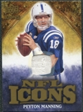 2009 Upper Deck Icons NFL Icons Jerseys #ICPM Peyton Manning /299