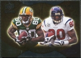 2009 Upper Deck Icons NFL Reflections Silver #RFDJ Andre Johnson Donald Driver /450