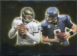 2009 Upper Deck Icons NFL Reflections Silver #RFGH Jeff Garcia Matt Hasselbeck /450