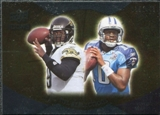 2009 Upper Deck Icons NFL Reflections Silver #RFGY David Garrard Vince Young /450