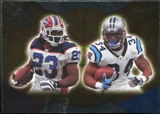 2009 Upper Deck Icons NFL Reflections Silver #RFLW DeAngelo Williams Marshawn Lynch /450