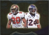 2009 Upper Deck Icons NFL Reflections Gold #RFBB Champ Bailey Ronde Barber /199