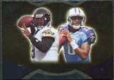 2009 Upper Deck Icons NFL Reflections Gold #RFGY David Garrard Vince Young /199
