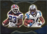 2009 Upper Deck Icons NFL Reflections Die Cut #RFLW DeAngelo Williams Marshawn Lynch /40
