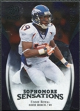 2009 Upper Deck Icons Sophomore Sensations Silver #SSER Eddie Royal /450