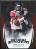 2009 Upper Deck Icons Sophomore Sensations Silver #SSHD Harry Douglas /450