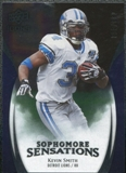 2009 Upper Deck Icons Sophomore Sensations Silver #SSKS Kevin Smith /450