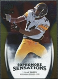 2009 Upper Deck Icons Sophomore Sensations Silver #SSLS Limas Sweed /450