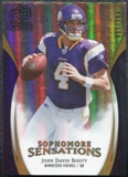 2009 Upper Deck Icons Sophomore Sensations Gold #SSJB John David Booty /130