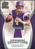 2009 Upper Deck Icons Sophomore Sensations Jerseys #SSJB John David Booty /299