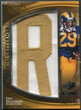 2009 Upper Deck Icons Immortal Lettermen #ILED Eric Dickerson/150/(Letters spell out RAMS/ Total print run 600