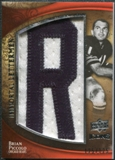 2009 Upper Deck Icons Immortal Lettermen #ILBP Brian Piccolo/125/(Letters spell out BEARS/ Total print run 600