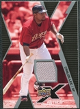 2009 Upper Deck X Memorabilia #CL Carlos Lee