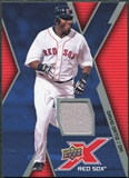 2009 Upper Deck X Memorabilia #DO David Ortiz