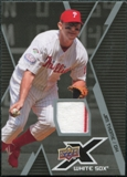 2009 Upper Deck X Memorabilia #JT Jim Thome