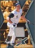 2009 Upper Deck X Memorabilia #MH Matt Holliday