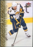 2009/10 Ultra Gold Medallion #16 Thomas Vanek