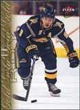 2009/10 Fleer Ultra Gold Medallion #17 Derek Roy