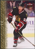 2009/10 Fleer Ultra Gold Medallion #35 Brian Campbell