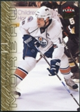 2009/10 Fleer Ultra Gold Medallion #61 Ethan Moreau