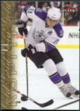 2009/10 Fleer Ultra Gold Medallion #68 Anze Kopitar