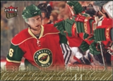 2009/10 Fleer Ultra Gold Medallion #76 Pierre-Marc Bouchard