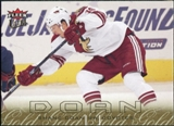 2009/10 Fleer Ultra Gold Medallion #111 Shane Doan