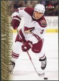 2009/10 Fleer Ultra Gold Medallion #165 Keith Yandle
