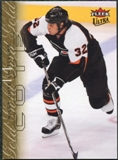 2009/10 Fleer Ultra Gold Medallion #167 Riley Cote