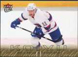 2009/10 Fleer Ultra Gold Medallion #178 Saku Koivu