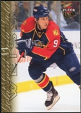 2009/10 Fleer Ultra Gold Medallion #184 Stephen Weiss
