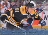 2009/10 Fleer Ultra Ice Medallion #10 Marc Savard /100