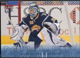 2009/10 Fleer Ultra Ice Medallion #18 Ryan Miller /100