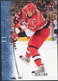 2009/10 Fleer Ultra Ice Medallion #29 Eric Staal /100