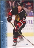 2009/10 Fleer Ultra Ice Medallion #35 Brian Campbell /100