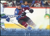2009/10 Fleer Ultra Ice Medallion #39 Milan Hejduk /100