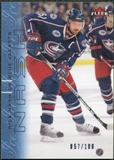 2009/10 Fleer Ultra Ice Medallion #42 Rick Nash /100