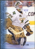 2009/10 Fleer Ultra Ice Medallion #51 Marty Turco /100