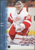 2009/10 Fleer Ultra Ice Medallion #57 Ty Conklin /100