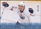 2009/10 Fleer Ultra Ice Medallion #62 Sam Gagner /100