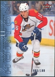 2009/10 Fleer Ultra Ice Medallion #64 Nathan Horton /100